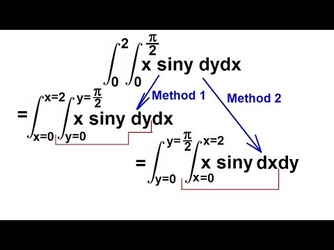 solve double integral examples pdf