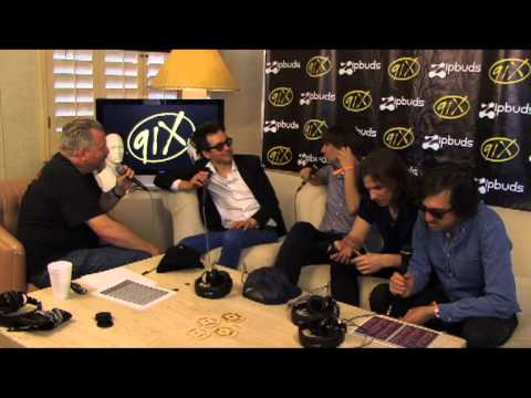Phoenix Interview @ Coachella 2013