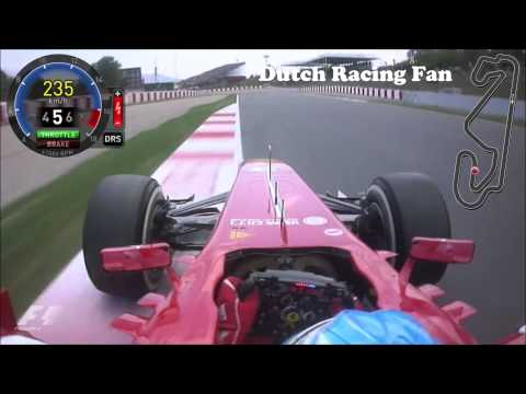 F1 2013 - Fernando Alonso Onboard Catalunya