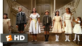 The Sound of Music (5/5) Movie CLIP - So Long, Farewell (1965) HD