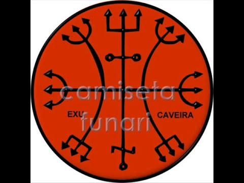 Exu Caveira(Skull)-Comedor de Carne Crua (Fresh Meat Eater)