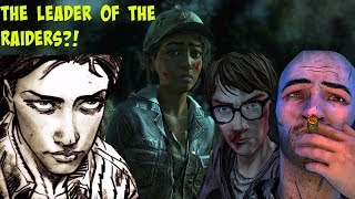 "The Walking Dead:Season 4 Episode 2 ""Suffer The Children"" Leader of The Raiders?? - The Final Season"