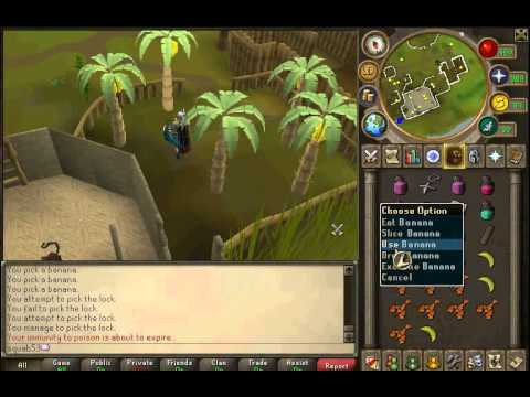 Runescape Monkey Madness Quest Walkthrough