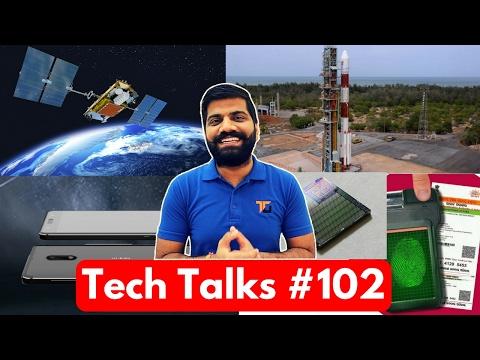 Tech Talks #102 - Paid Reviews. ISRO IRNSS Backup. Whatsapp Sued. S8 Battery. Indigo Hacked