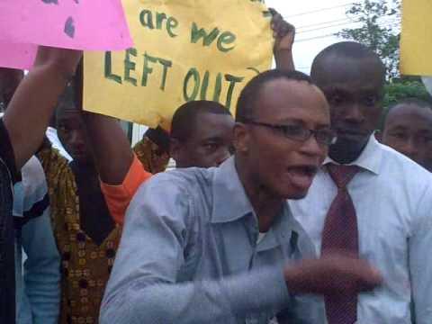 Breaking News - Nigerian Students seek Educational Amnesty