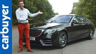 Mercedes S-Class 2019 in-depth review - Carbuyer