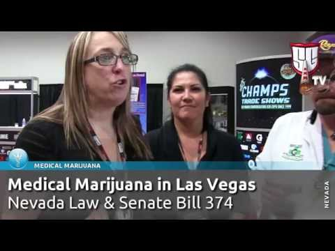 Medical Marijuana Laws & Cannabis Legalization in Nevada - Smokers Guide TV Nevada