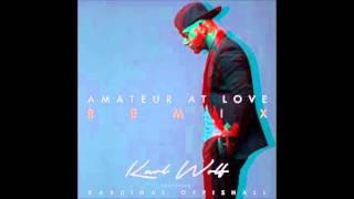 Karl Wolf feat. Kardinal Offishall - Amateur At Love [ remix 2017 ]