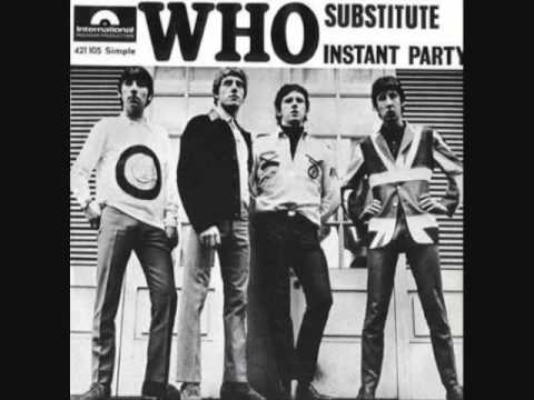 The Who-Going Mobile  [*Who's Next*]