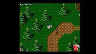 Amiga 500 - ATR: All Terrain Racing Christmas Demo
