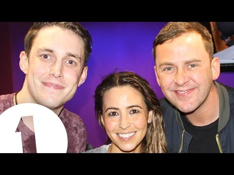 Rachel Stevens plays Innuendo Bingo