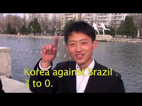 North korea documentary World Cup in South Africa  North Korea   Brazil