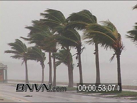 Hurricane Rita Video - Key West Florida - 9/20/2005 - Part 6