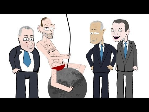 Tony Abbott - Wrecking Ball