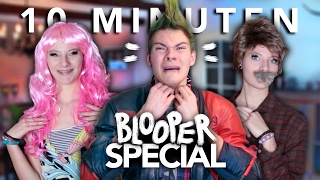 10 MINUTEN BLOOPER SPECIAL - Punk Edition | Joey's Jungle