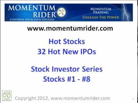 Hot Stocks | Technology Stocks | Hot IPOs 1