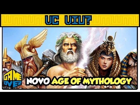 Novo Age Of Mythology - VC VIU?