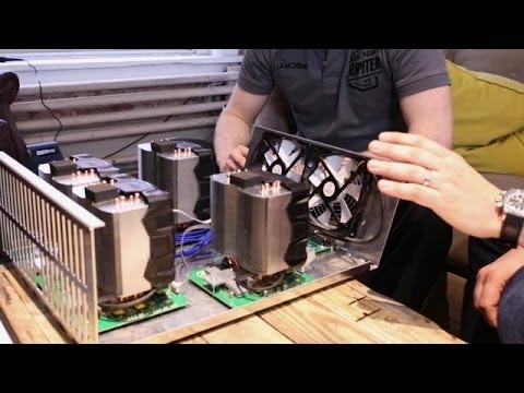 Jupiter Bitcoin Miner | Hands On