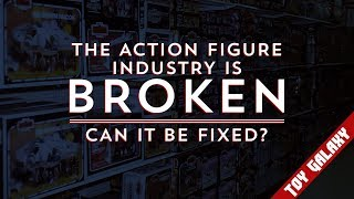 The Action Figure Industry Is Broken. Can It Be Fixed?