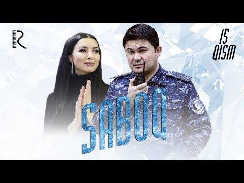 Saboq (o'zbek serial) | Сабок (узбек сериал) 15-qism