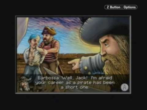 Let's Not Play Pirates Of The Caribbean: Curse Of The Black Pearl video