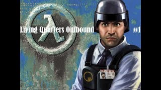 Half Life: Blue Shift - Living Quarters Outbound (PC Gameplay)