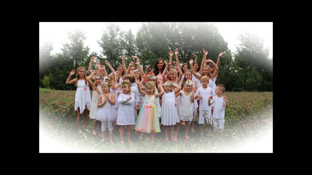 INCH & Kids voor Kika - Dromenland interview Omroep Brabant - YouTube