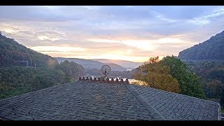 World Famous Horseshoe Curve - Virtual Railfan LIVE