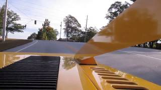 Maserati Merak SS High Performance 304 SS Exhaust System