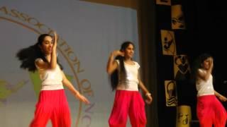 Kungfu Kumari Dance 9