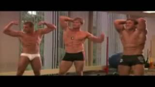 Sexy Gay Bodybuilder s - Show Their Muscles And Biceps ( Flexing & Posing )