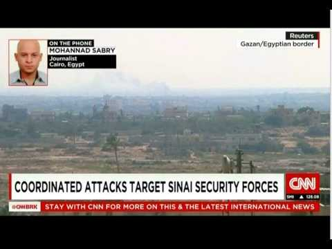 Mohannad Sabry with Hala Gorani on ISIS attack on Egyptian military in Sinai