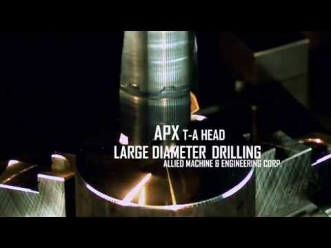 APX: T-A Head - 4150 Alloy Steel