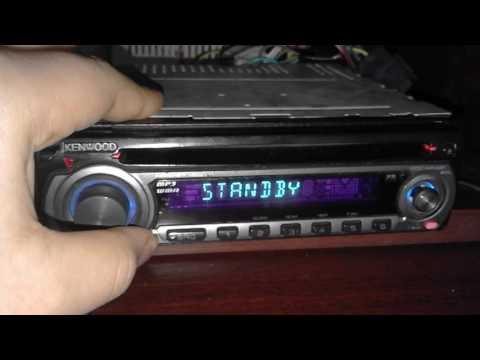 Radio  samochodowe / Car radio KENWOOD - KDC-WF431 CD/MP3