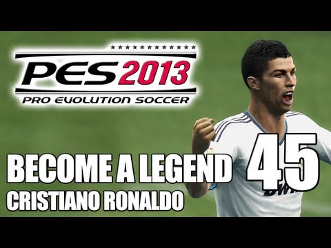 PES 2013: Become a Legend with Cristiano Ronaldo (Part 45) - Portugal vs. Ghana