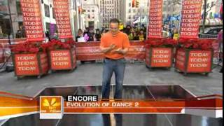 Judson Laipply, Live on The Today Show