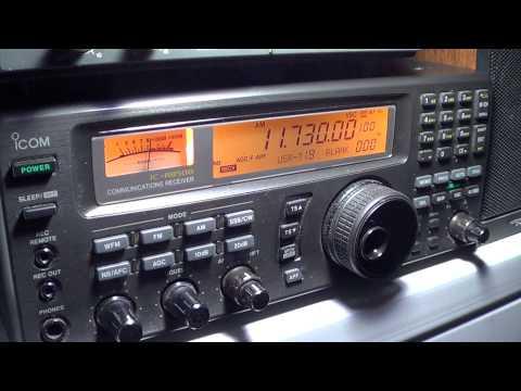 Radio Japan via Madagascar relay into french programs