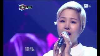 알리_지우개 (ZIUGAE by Ali@Mcountdown 2013.3.7)