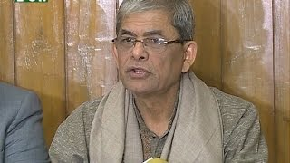 Govt  is pressing bnp candidates to leave candidacy   Fakhrul | News & Current Affairs