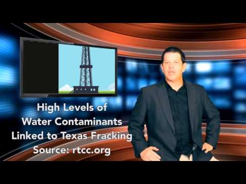 Texas Water Contamination Linked to Fracking Sites - The Perception Is Reality Show