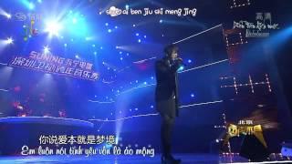 [Vietsub + Kara] Li ge - 离歌 - Ly ca - Tín Nhạc Đoàn (Live)