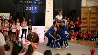 Sola Frogs Cheer Cup 2015