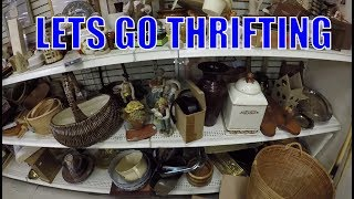 THRIFT STORE Treasure Hunting LIVE HUGE SCORES + HAULS