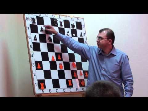 VM Ivan Sokolov-škola šaha (treći čas)