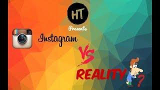 Instagram Vs Reality   Half Ticket Studios   Funny Vine
