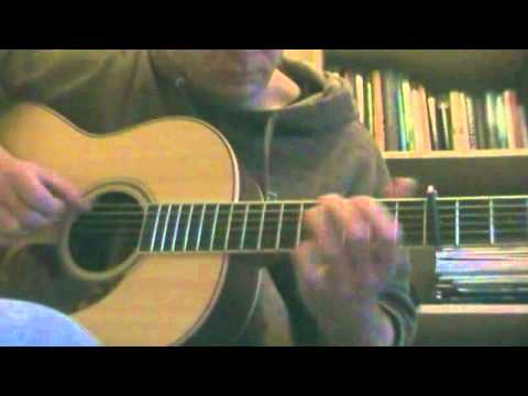 Fingerstyle guitar - Waltz for Leah by Adrian Legg