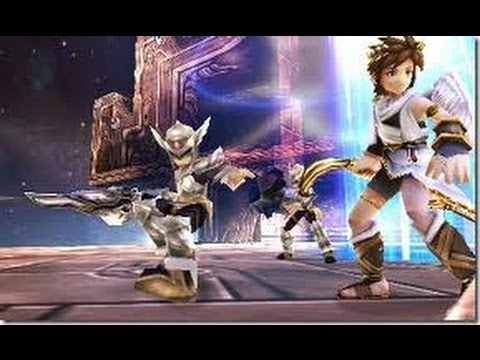 Kid Icarus Uprising - Multiplayer Trailer