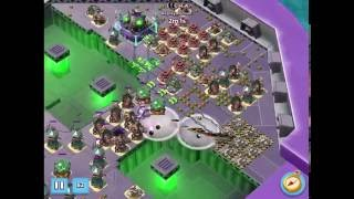 Boom Beach — Mega Crab by JessieZX7, stages 96-99