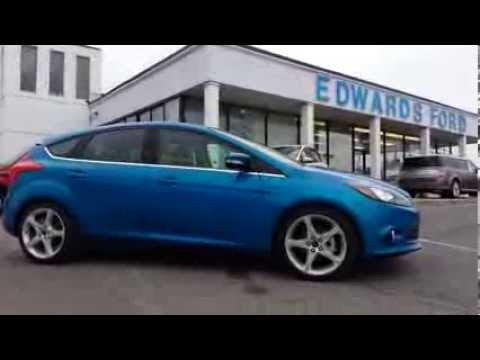 2014 Ford Focus   Video Tour and Changes Review   Edwards Ford Kingston