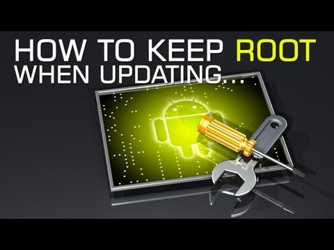 How To Keep Root When Updating OTA on Android
